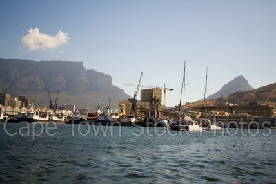 v&a waterfront,boat