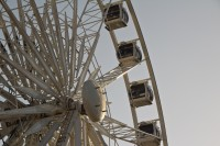 The Wheel of Excellence at the V&A Waterfront [1112263856]
