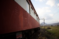 Cargo train carriage [1201215053]
