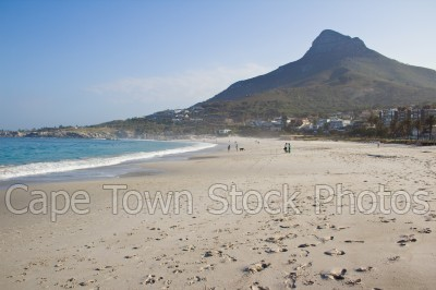 blue sky,beach,lions head,camps bay