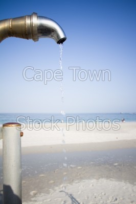 beach,camps bay,shower