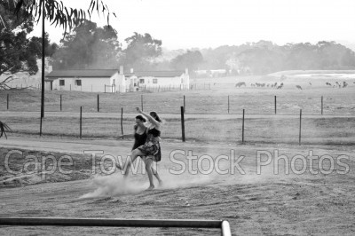 people,woman,gravel,farm,durbanville