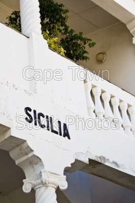 wall,balcony,homes,signs