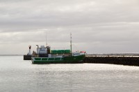 Fishing boat at Kalk Bay harbour [1203046091]