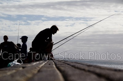 kalk bay,fishing,fisherman