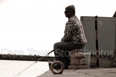 african,black,man,fishing,fishermen