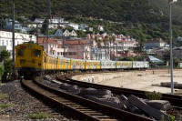 Train in Kalk Bay [1203046321]