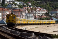 Train in Kalk Bay [1203046326]