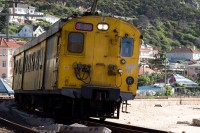 Train in Kalk Bay [1203046332]