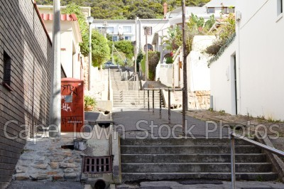 alley,steps,kalk bay