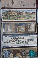 Quagga shop in Kalk Bay [1203046425]