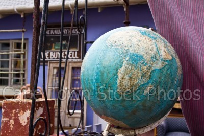 africa,earth ball,globe,map
