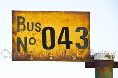 bus,signs