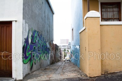graffiti,bo kaap,alley