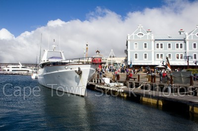 v&a waterfront,harbour,cloud,boat,yacht,ships