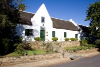Cape Dutch home in Tulbagh [1204117196]