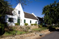 Cape Dutch home in Tulbagh [1204117198]