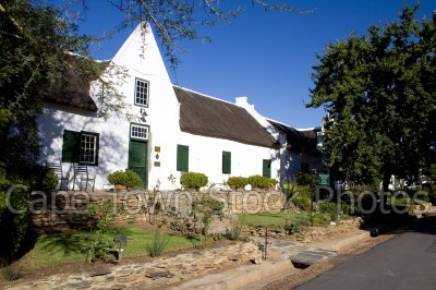 cape dutch,houses