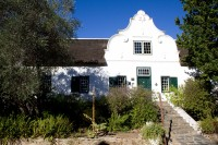 Cape Dutch home in Tulbagh [1204117209]