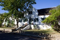 Cape Dutch home in Tulbagh [1204117211]
