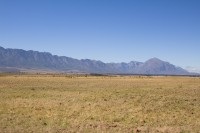 Blue Witzenberg mountains near Tulbagh [1204117277]