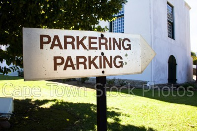 parking,afrikaans,signs
