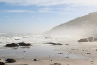 Misty morning at Clifton beach [1205067989]