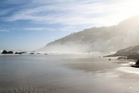 Misty morning at Clifton beach [1205067998]
