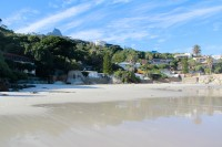 Houses overlooking Clifton beach [1205068005]