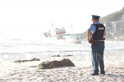 boat,beach,clifton,police