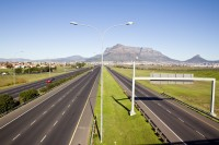 Table Mountain and the N1 highway [1206038498]