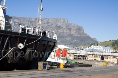 v&a waterfront,harbour,boat