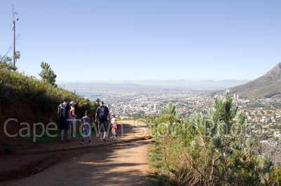 people,lions head,hiking