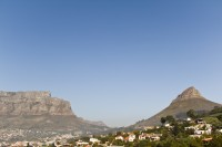 Lion's Head and Table Mountain from Signal Hill [1206168659]
