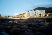 Sea Point at night [1207149078]