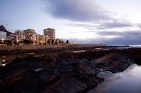 Sea Point at night [1207149082]