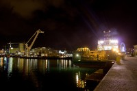 V&A Waterfront at night [1207149174]