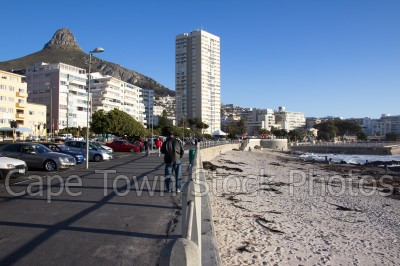 lions head,sea point,promenade