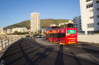 Red City Sightseeing bus [1208189572]