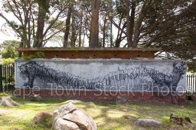 art,graffiti,deer park,vredehoek