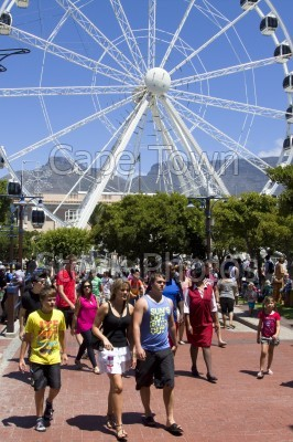 v&a waterfront,wheel of excellence,people