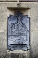 Colonial Mutual Building plaque [1302104360]