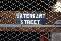 Waterkant Street sign [1303094458]