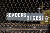 Reader's Digest sign [1303094462]