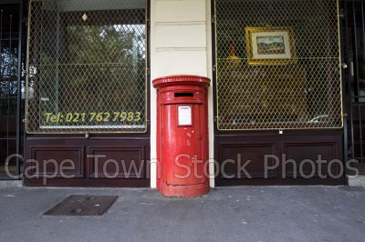 pavement,wynberg,postboxes