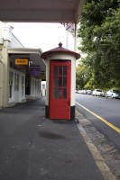Old telephone booth, Wolfe Street, Wynberg [1303234714]