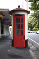 Old telephone booth, Wolfe Street, Wynberg [1303234715]