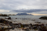 Table Mountain from Big Bay [1303314876]