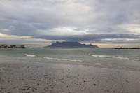 Table Mountain from Big Bay [1303314880]