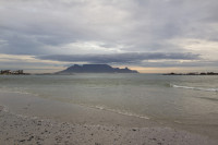 Table Mountain from Big Bay [1303314881]
